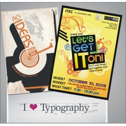 Αφίσες Α3 - 300γρ. - έγχρωμες